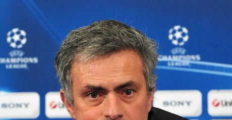 Wanted man: Jose Mourinho