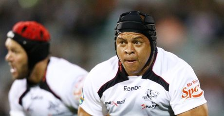 Jacobs: called up by Springboks