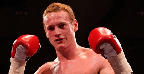 Groves: headed for Vegas