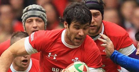 Phillips: Praised by Gatland