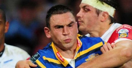 Sinfield: Ruled out with injury
