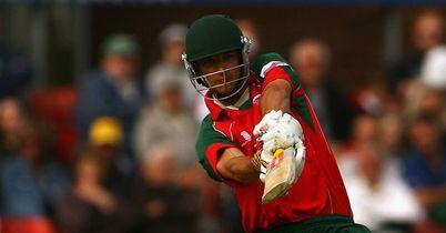 Jacques du Toit: Leicestershire batsman has scored 127 runs in six Championship matches