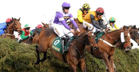 Always Waining: Heading for the John Smith's Grand National