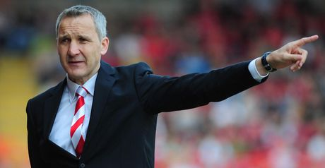 Millen: Satisfied with point