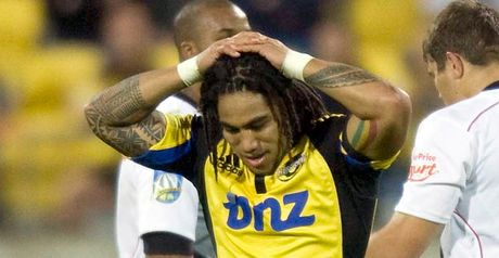 Nonu: Injury blow