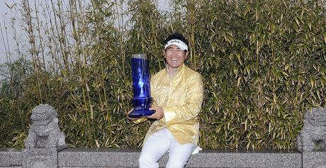 Yang: third European Tour title