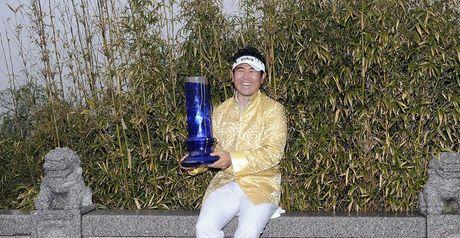 Yang: third European Tour title