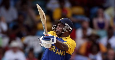 Jayasuriya: recalled for one last hurrah