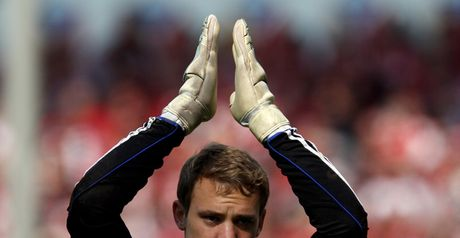 Neuer: Top shot-stopper