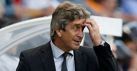 Pellegrini: trouble at La Rosaleda
