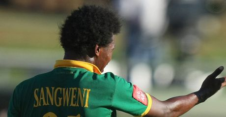 Sangweni: Struck for South Africa