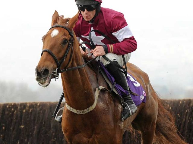 Weapon's Amnesty: Back on track at Leopardstown