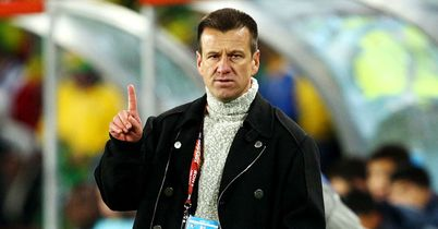 Dunga: Dutch test