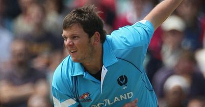 Gordon Drummond: All rounder to lead Scotland against Canada