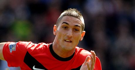 Macheda: Staying at United