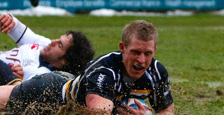 Abbott: Has extended stay at Worcester