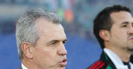 Javier Aguirre's men earned another point