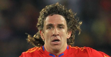 Puyol: Injury blow