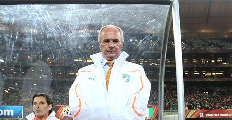 Eriksson: Ivory Coast contender