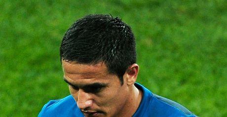 Cahill: Everton focus