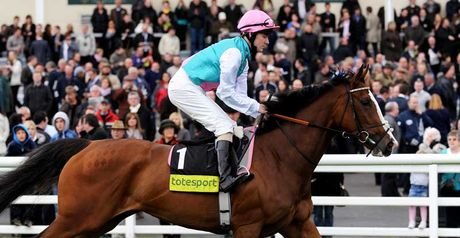 Timepiece: Had little chance after being hampered