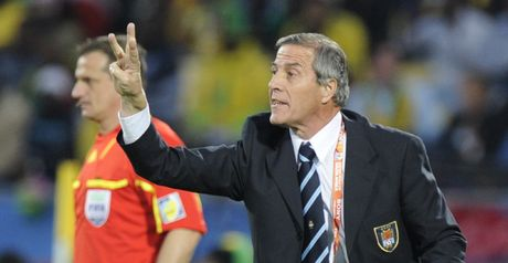 Tabarez: Taking play-off seriously