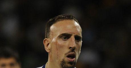 Ribery: Has slammed former coach