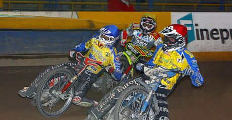 Matej Zagar: Has finalised deal with Belle Vue Aces (Pic credit Mike Hinves)