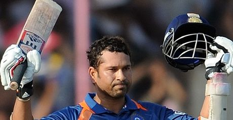 Tendulkar: Asked to be rested