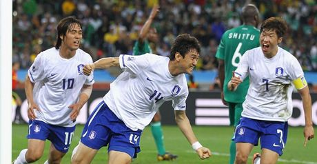 Lee Jung-Soo: Second World Cup goal