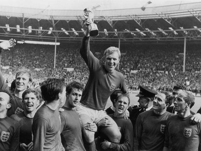 The FA are planning a tribute to world cup winning captain Moore