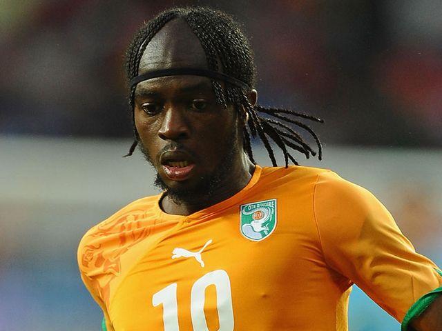Gervinho - could return for Ivory Coast.