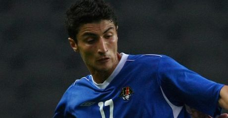 Araz Abdullayev: Supplied the ball for Azerbaijan's goal