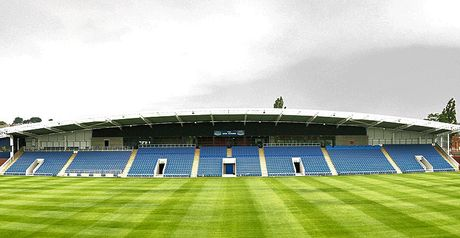 Chesterfield: Signed up midfielder