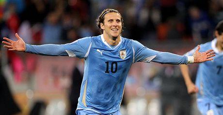 Forlan: Proud of Uruguay