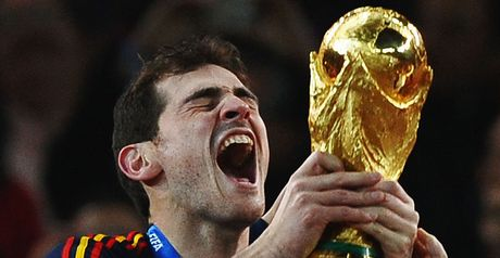 Casillas: Fears and respects Germany