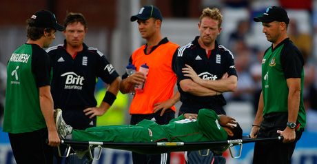 Mushfiqur: Facial injury