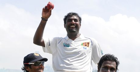 Muralitharan: bringing the curtain down on a great career