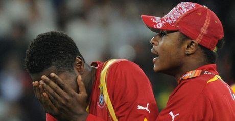 Gyan: Penalty despair