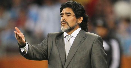 Maradona: Argument over staff