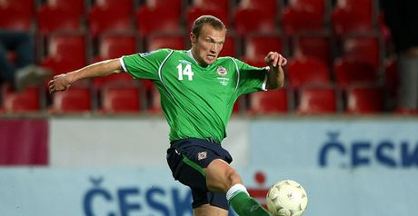 Feeney: Determined to help NI bounce back