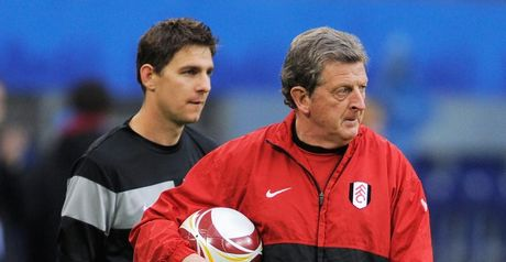 Hodgson: Does not want to overburden Gera as the pair seek to push West Brom up the table