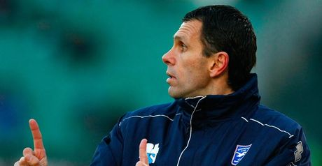 Poyet: Running rule over trio