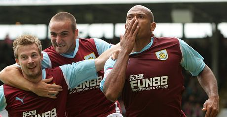 Iwelumo: Added Burnley's second