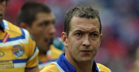 McGuire: Scored his 200th Leeds try last week