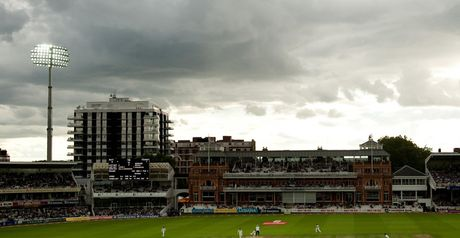 Lord's: venue for the fourth Test