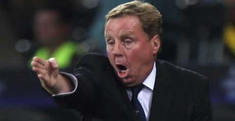 Redknapp: Nothing in the pipeline