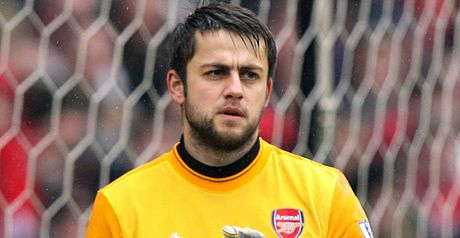 Fabianski: Staying positive