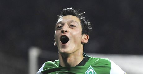 Ozil: Makes move to Spain