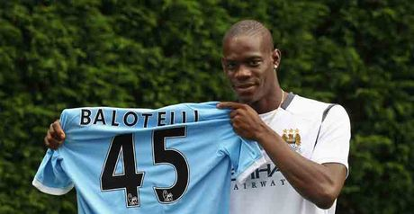 Balotelli: Juve return